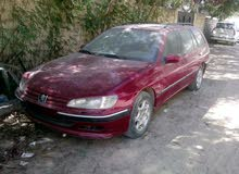 Maroon Peugeot 406 2008 for sale