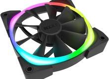 Aer RGB 2 RGB Fan for RGB Controller Powered مروحة ار جي بي 052,4,1.9,7.7.1,7