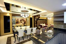 luxury apartment in amwaj 2 bedrooms 550bh