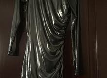 فستان سهرة طويل وانيق راقي جيس