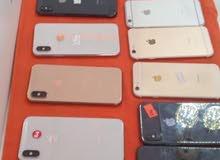 يتوفر لدينا جميع هواتف الايفونات نظيفة مع ضمان
