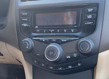 راديو هوندا اكورد من 2003 الى 2007