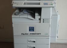 فني تصليح جميع انواع ماكينات التصوير الورقي ت: 94987478