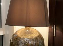 2 لمبتين للبيع two lamps