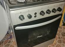 Super General 4 Burner With Oven
