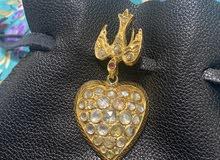 الماس نادر قديم جدًا  من سنه 1980