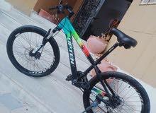Upten 24in Mtb unisex city bike full aluminum frame in great condition for sale