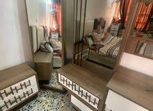 غرفة نوم تركية درجة اولى  مع الدوشك ضغط عالي للبيع