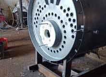 تصنيع غلاية بخار زيرو