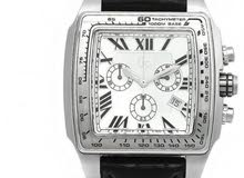 ساعة Guess أصلية مستعملة