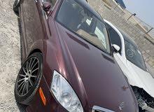 مرسيدس S550 AMG وارد امريكي اوراق جمارك