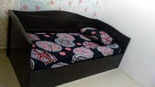 double stories bed with 2 mattresses