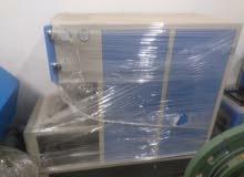 الة نفخ القارورات البلاستيكية