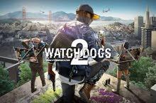 شريط للعبة واتش دوقز 2 watch dogs 2