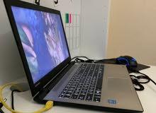 للبيع لابتوب توشيبا  laptop Toshiba for sale
