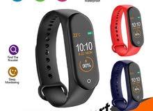 Airpods i11 + Smart Watch M4 bandللبيع موديل 2020