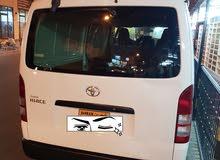 تويوتا هايس نظيف 2016 Toyota Hiace