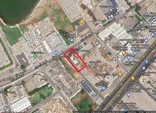 Commercial Land 765 sq.m. Beirut - Zalqa road, next to Sea side road