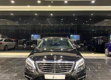 Mercedes S400 2014 model