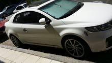 Kia Forte 2012 For sale - White color