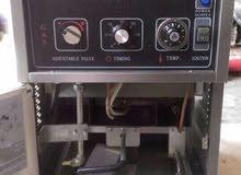 قلايه كنتاكي ضغط غازية تحكم كهرباء