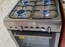 Dawoo 4 burner Gas Cooker 60×60
