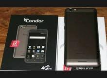 هاتف كوندور p6 pro للبيع غير مستعمل بحالة جيدة