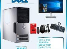 For those interested Dell Desktop compter for sale