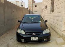 Automatic Honda 2004 for sale - Used - Madaba city