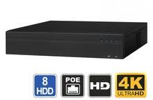 صيانة و برمجة و فك باسوورد و سوفتوير لجميع أجهزة التسجيل لكاميرات المراقبة (DVR-NVR).....