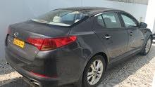 فرصة للبيع كيا اوبتيما موديل 2012.