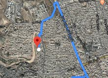 للبيع ارض 788 م في الكرسي غرب عمان سكن ب