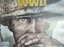 للبيع call of duty WW2
