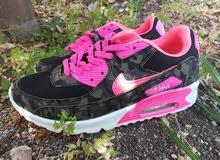Nike - AirMax -Camo Pink - اسعار نااااار- حذا نايك اخر اصدار ، صناعه فياتنام