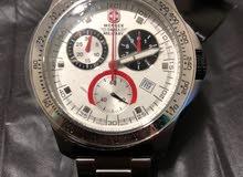 wenger ساعة وينكر سويسري