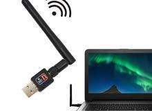 usb متلقي لإشارات الواي فاي ومقوي للأجهزة الذكيه