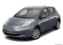 Nissan Leaf 2015 For sale - Blue color