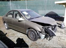 Kia Spectra 2008 For sale - Gold color