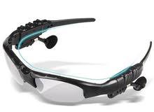 smart bt sunglasses النظارة الذكية بلوتوث و مكالمات واغاني وعدسات