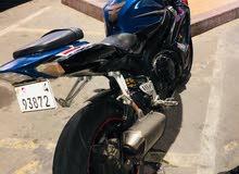 suzuki gsxr 600 cc , 2006 model , very good condition