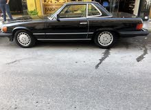 Available for sale!  km mileage Mercedes Benz SL 560 1985