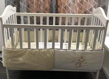 سرير طفل سنتربوينت ماركة جونيورز