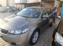 Kia Forte 2012 For sale - Grey color