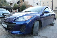 Blue Mazda 3 2013 for sale