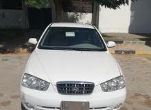White Hyundai Avante 2003 for sale