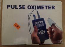 جهاز فحص تشبع الاوكسجين بالدم عالي الجودة  (Pulse Oximeter(Heavy Duty