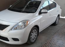 Nissan Versa made in 2012 for sale