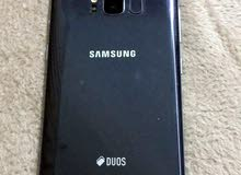 Samsung galaxy s8 plus dual sim in very good condition