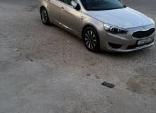 Kia Cadenza 2014 For sale - Grey color