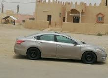 Automatic Beige Nissan 2013 for sale